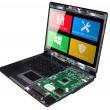 Laptop / notebook szerviz. Telepítés, vírusírtás, hardver javítás. www.jokaiszerviz.hu , Telefon : +36202366029