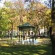 Hunyadi téri zenepavilon (Fotó: hg.hu)