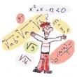 Galamb Dániel biológia- és matematika-oktatás