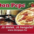 Don Pepe Étterem & Pizzéria - WestEnd City Center