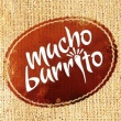 Mucho Burrito Mexikói Étterem - WestEnd City Center