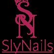 SlyNails logo