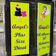 ANGEL'S ❤A Stílusos NÖ ruhatára ❤ Nöi divatos molett ruhák és kiegészítők XL-7XL.-ig