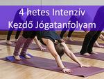 kezdő  jóga tanfolyam