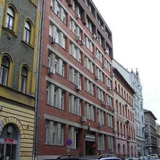 Csengery utcai gyermekorvosi rendelő - dr. Gyimesi Judit (Forrás: wikimapia.org)