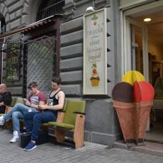 Fragola Fagylaltozó - Nagymező utca