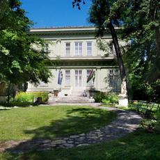 Iparművészeti Múzeum - Ráth György-villa