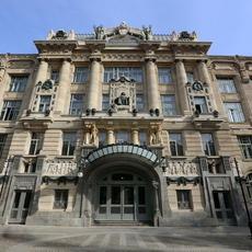 Zeneakadémia, Liszt Ferenc Zeneművészeti Egyetem (Forrás: wikipedia)