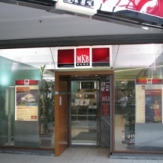 MKB Bank - WestEnd City Center