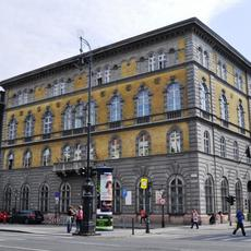 Régi Zeneakadémia (Forrás: wikimapia)
