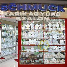Schmuck Ékszerszalon - WestEnd City Center (2.) - Jókai Mór sétány