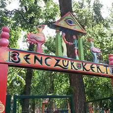 Benczúr kerti Játszótér (Forrás: s-ter.hu)