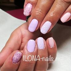 Ilona-Nails - pedikűr, manikűr, műköröm: Gél lakk
