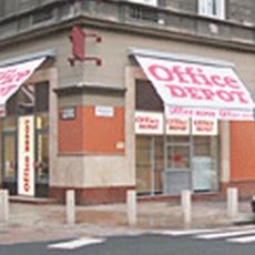 Office Depot - Király utcai City Store