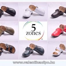 5 zone papucs