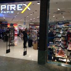 Pirex Papír WestEnd, 1062 Budapest, Váci út 1-3.