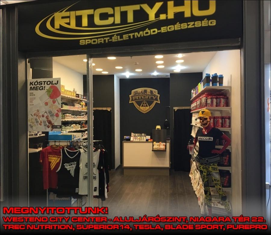 78716dfac VI. kerület - Terézváros   Fitcity Nutrition - Westend City Center