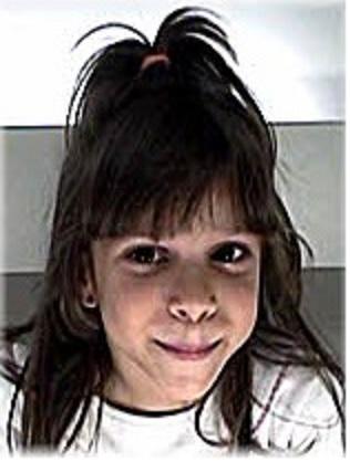 Szajkó Mária Amanda - katt a teljes képért (forrás: police.hu)